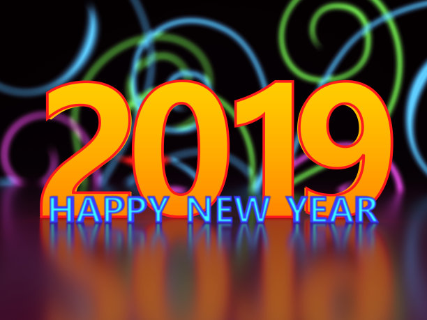 2019 New Year Pictures Free