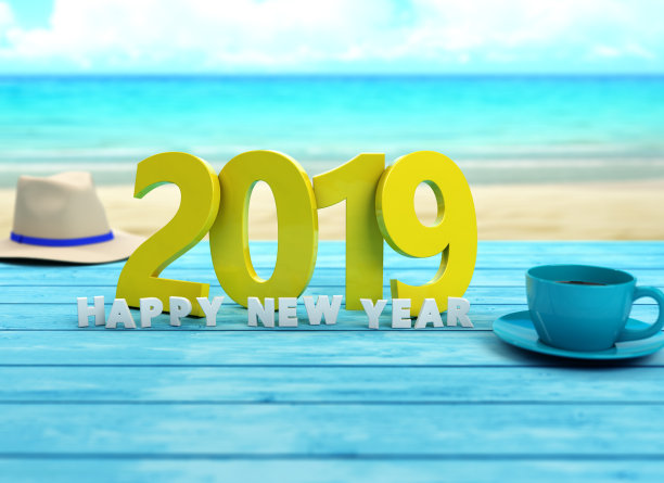 Amazing NEw Year 2019 Wallpaper Image