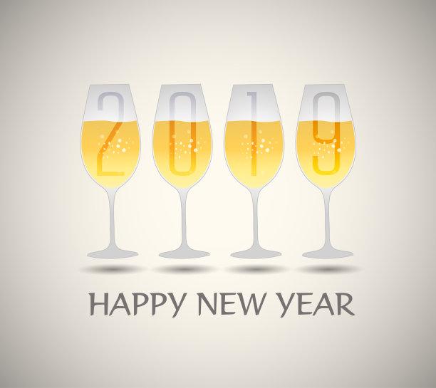 Cheers New Year 2019 Wallpaper Hd