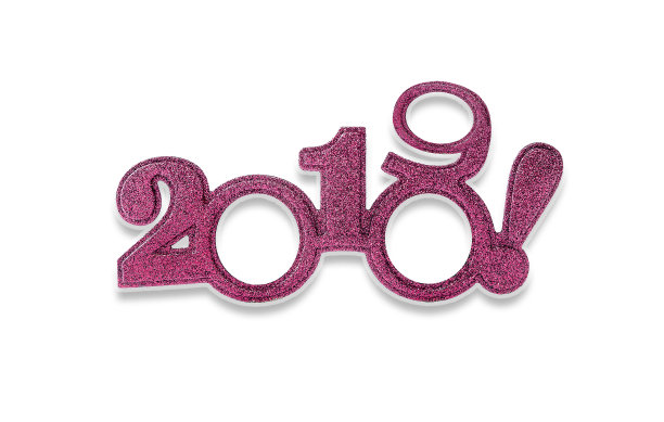 Happy New Year 2019 And Goodbye 2019 Image