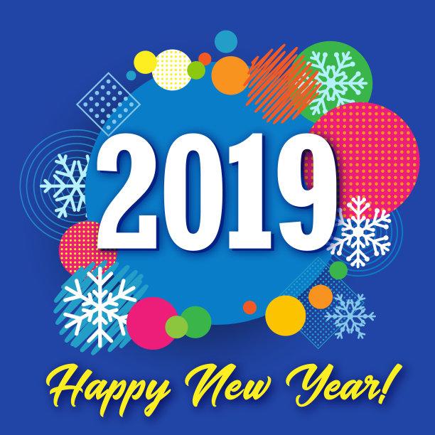 New Year 2019 Wallpaper HD