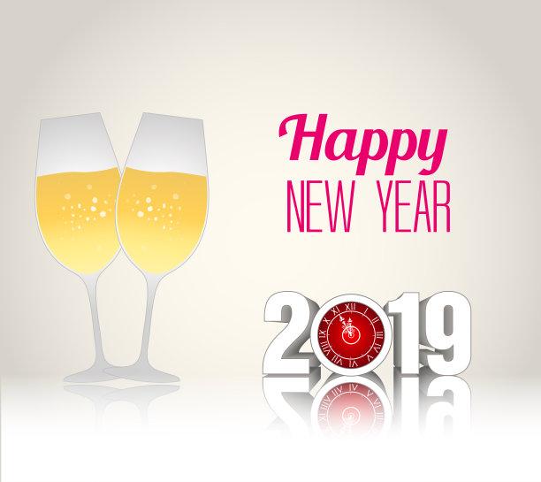 New Year 2019 Wallpaper USA