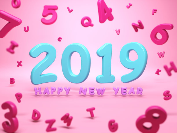 New Year 2019 Wallpaper Image Chinese Style