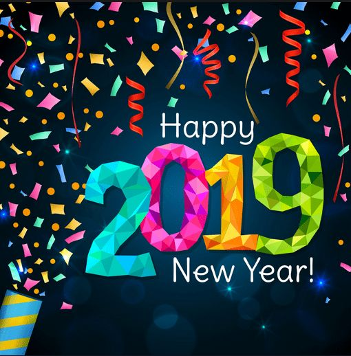 New Year 2019 Pic
