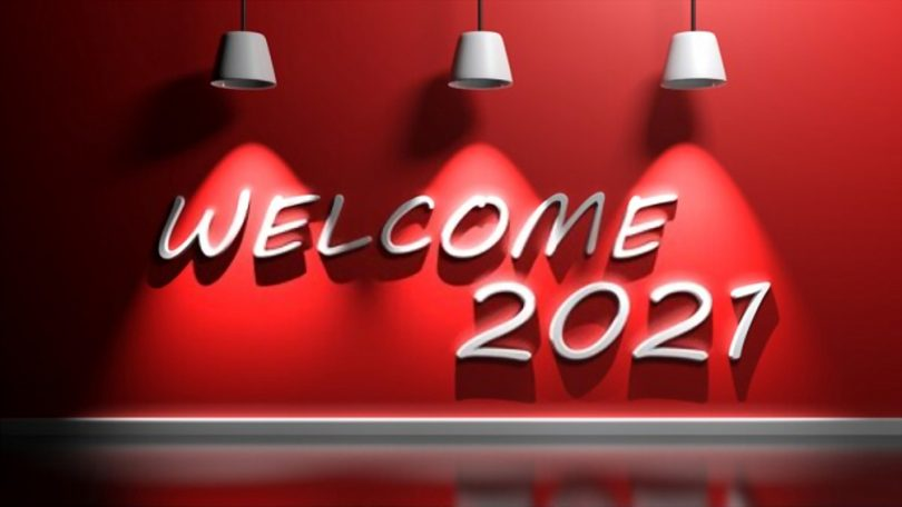 Welcome New Year