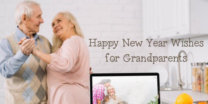 New Year Wishes For Grandparents